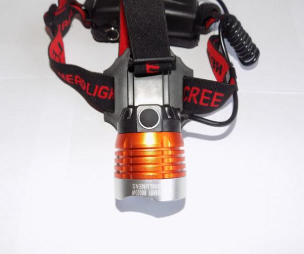 Налобный фонарь FA-ZB6651