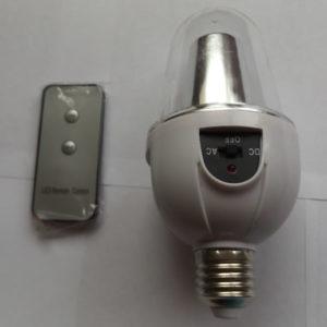 Лампа с пультом управления и аккумулятором 25 LED Small Camping Lantern FY-007