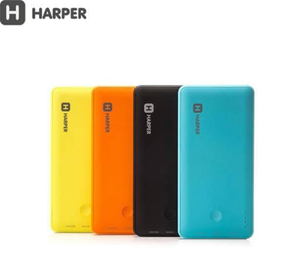Внешний аккумулятор Harper PB-6001 6000 мАч