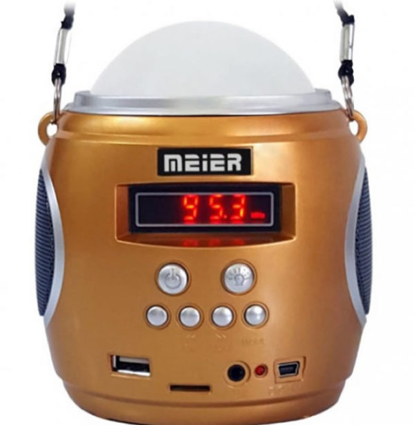 Портативный радиоприемник Meier U89