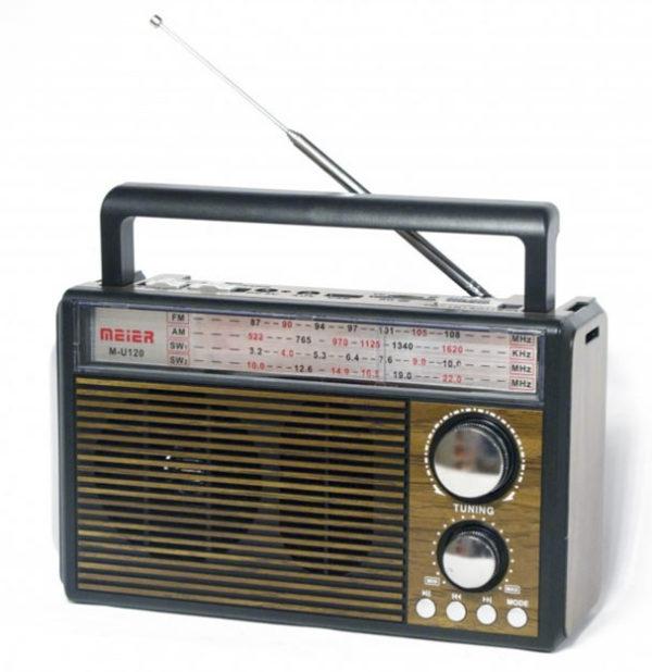Радиоприемник Meier M-U120