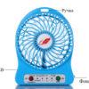 Портативный вентилятор Mini FAN-2 3154