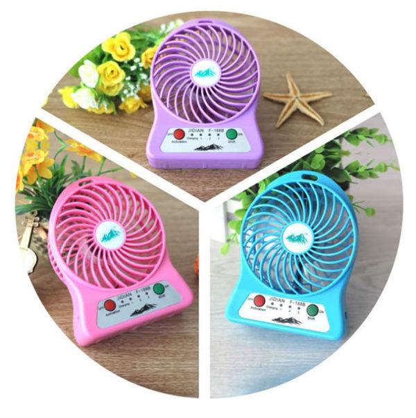 Портативный вентилятор Mini FAN-2