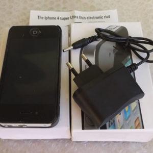 Электрошокер Айфон iPhone 4S