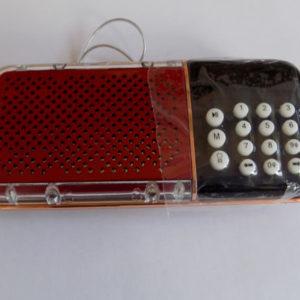 Радиоприемник FM Sodo SD-861 mini digital speaker