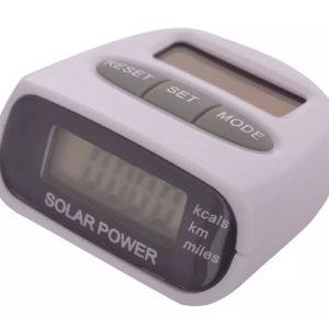 Шагометр на солнечной батареи H02T