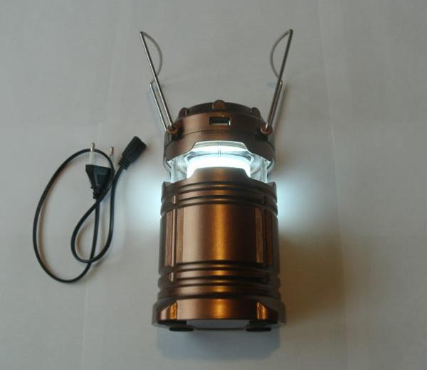 Кемпинговый аккумуляторный светодиодный фонарь T-81 (JY-85)