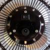 Металлический мини вентилятор USB с кожухом 3655