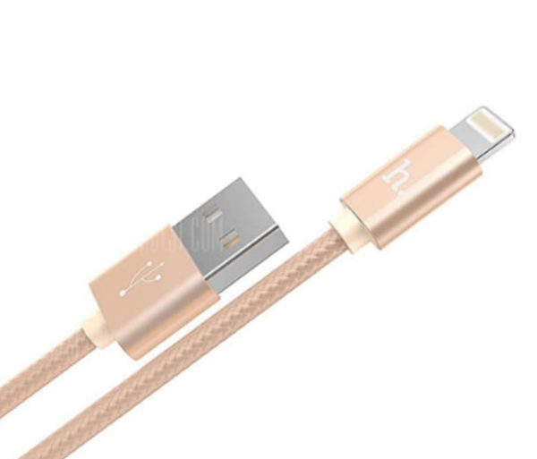 Кабель Hoco X2 Lightning/USB для iPhone / IPad / IPod