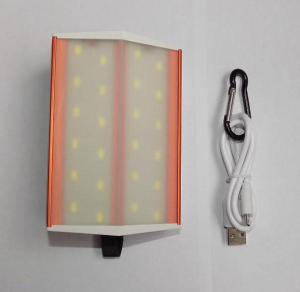 Кемпинговый фонарь Powerbank YD1051