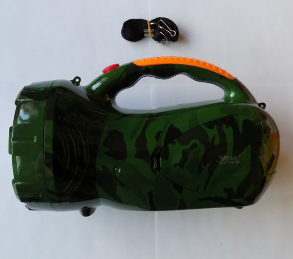 Мощный переносной светодиодный фонарь YJ-2807