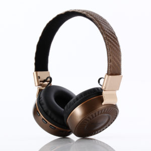 Накладные наушники KD32 Wireless FM MP3