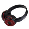 Беспроводные наушники N-65BT ЖК дисплей MP3 плеер FM радио 4461