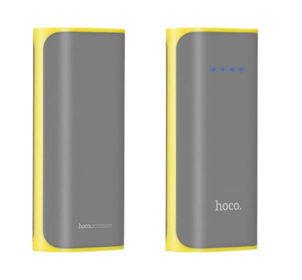 Внешний аккумулятор НОСО B21 5200 мАч
